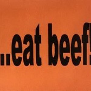 Kale kills…eat beef! Bumper Sticker