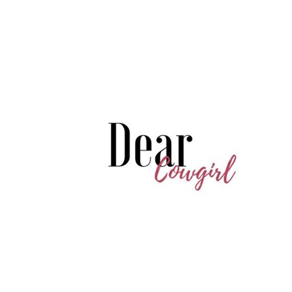 Dear Cowgirl Book
